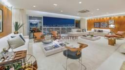 Apartamento à venda, 265 m² por R$ 2.042.301,62 - Setor Marista - Goiânia/GO