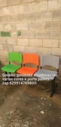 Goiânia gôndolas e cadeiras iso