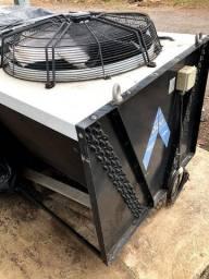 Condensador DeltaFrio para câmara frigorífica