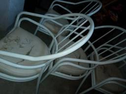 cadeira terraco tubular .leia a baixo