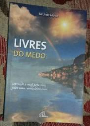 Livres do Medo, coleção psicologia e espiritualidade.