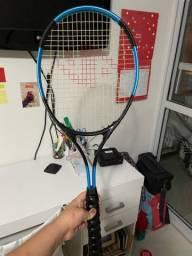 Raquete de Tênis e Bola