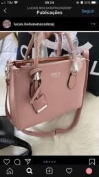 Bolsa rosa bebê schutz