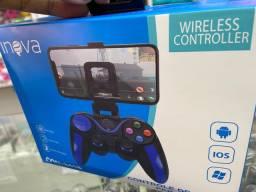 Controle inova wireless para celular