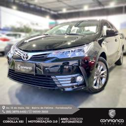 Corola XEI 2019 1600km rodados, Garantia ate 2022 -O mais novo do Brasil