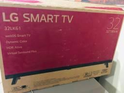 Tv Smart 32 Polegadas Semi Nova 1.250