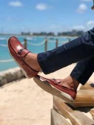 Calçados Weid. Sapatos em Couro Legítimo