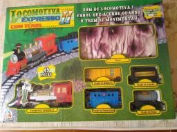 Trem locomotivo