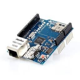 Ethernet Shield W5100 Slot Para Sd Card Arduino