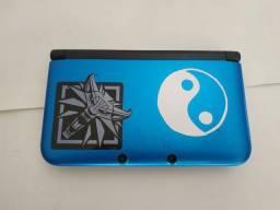 Nintendo 3DS XL + Cartão de memória 128gb + Jogo
