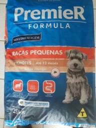 Premier formula cães rac peq filhotes 20kg