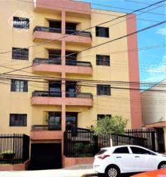 Apartamento com 3 dormitórios, 2 vagas de garagem para alugar, 86 m² por R$ 1.900/mês - Ja