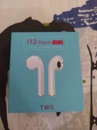 Fone de ouvido i12 - touch