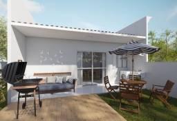 Casa com 2 quartos, individual, condomínio Viva Parque