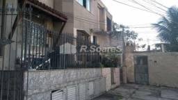 Casa de vila à venda com 1 dormitórios em Catete, Rio de janeiro cod:LDCV10001