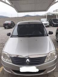 Vende-se Renault Logan 2011 hiflex 1.0 4 portas
