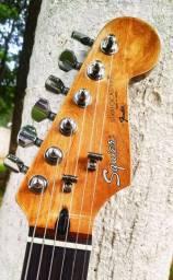 Squier Stratocaster Made In Japan Ano 1993 FujiGen