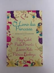 Livro - O livro das princesas