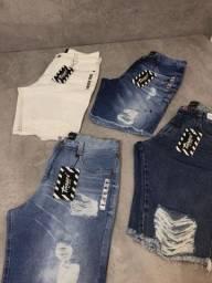 Bermudas Jeans Teaser