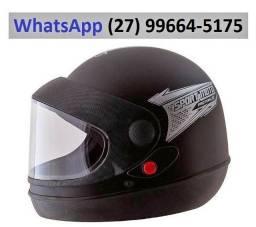Capacete Para Moto Pro Tork Sport Tamanho 58 ou 60