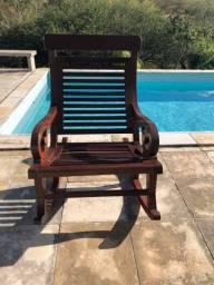 Cadeiras de jatobá