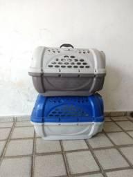 Caixa transporte para pets