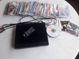 DVD LG com Entrada Usb
