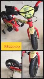 Bicicleta Homem de Ferro aro 12
