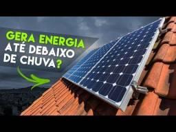 Energia Renovável  Solar