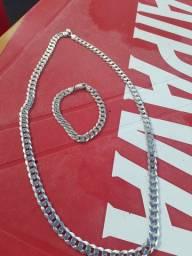 Corda + pulseira