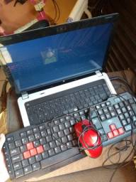 Notebook HP corei3 3° geração barato 400.00