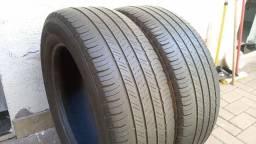 Par de Pneus aro 17 Michelin (215/60/17)