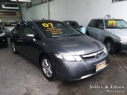Honda Civic Lxs 1.8 Manual Gasolina 2007