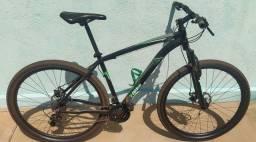 Bike aro 29, quadro 19, kit Shimano
