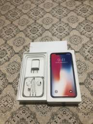 IPhone X -64gb impecável bateria 97%