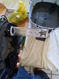 Canister 1400 l/h com filtragem UV