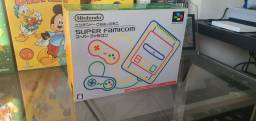 Superfamicom Mini original Nintendo