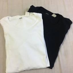 KIT 2 camisetas LEVIS