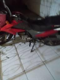Moto honda/NXR150 Bros ES