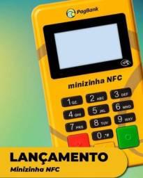 MINIZINHA NFC BLUETOOTH - LANÇAMENTO PAG SEGURO - EXCLUSIVO