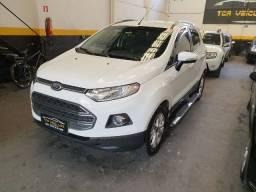 Ford/New ecosport titaniun automática Unico dono Nova d+ 8 mil de entrada+48x