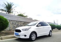 Ford Ka SE 1.0 Hatch2015 | 55mil km|Aceito Troca