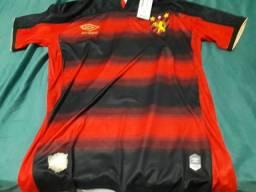 Camisa Oficial Sport Club do Recife