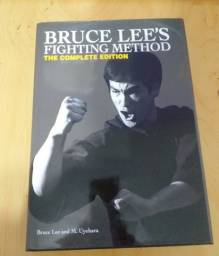 Bruce Lee's Fighting Method: The Complete Edition (Capa Dura) - Novo!