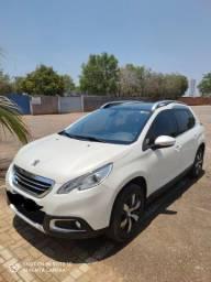 Peugeot 2008 Griffe, 2016, AT, Revisões na Concessionária e na garantia