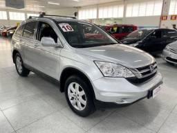 Honda CRV - Automática + Couro - 2010 -Impecável