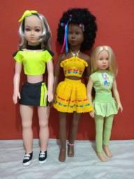 Lote de bonecas lindas