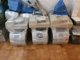 Lote de Impressoras & Multifuncionais Lexmark T641/X644 DTN