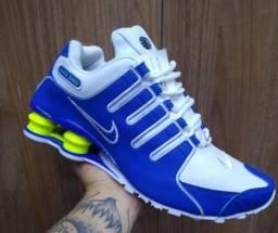 Tênis Nike Shox Nz Só $199