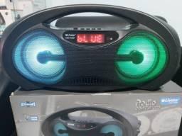 Vendo caixa de som bluetooth LIVSTAR